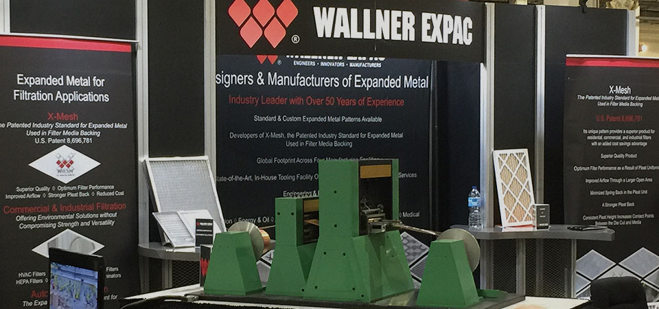 MEET WALLNER EXPAC AT INDUSTRY EVENTS IN 2016