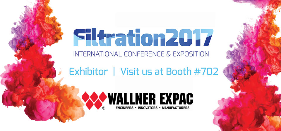 WALLNER EXPAC RETURNS TO CHICAGO TO EXHIBIT AT FILTRATION 2017