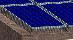 Solar Panel Skirting
